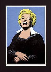 Monroe Lisa - Blue
