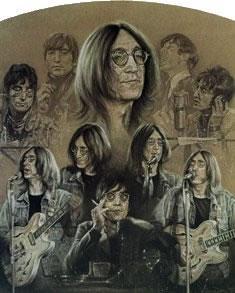 John Lennon - Imagine by Stephen Doig