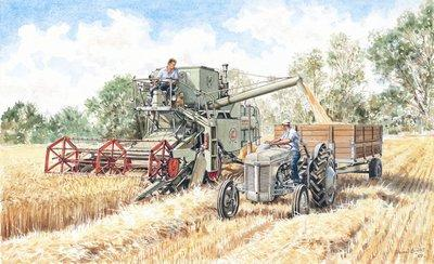 Harvest '64 by Steven Binks