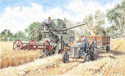 Harvest '64 - Framed by Steven Binks