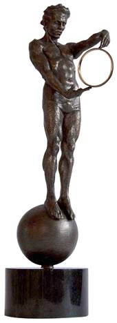 Conquest - Bronze Resin by Carl Payne