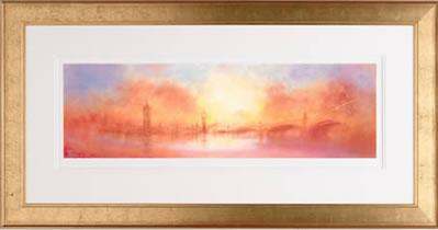 Westminster Bridge - London by Terry Donnelly