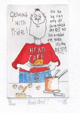 Head Chef by Tim Bulmer