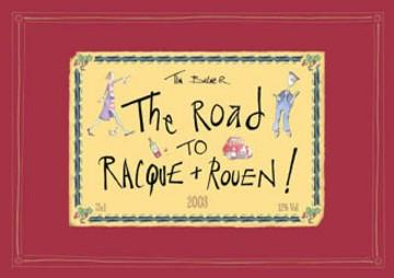 The Road To Racque And Rouen by Tim Bulmer