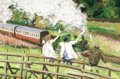 Send Our Love to Father - The Railway Children