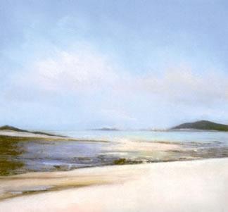 Ebbing Waters I by Wendy McBride