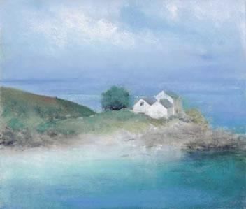 Solitary Haven I by Wendy McBride