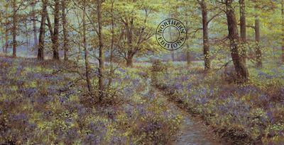 Bluebell Glade by William Makinson