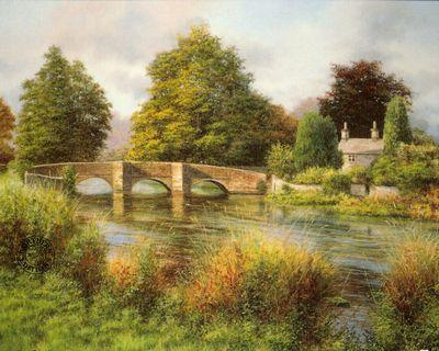 Early Autumn by William Makinson