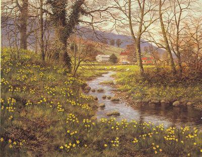 Early Spring by William Makinson