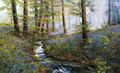 Mill Stream by William Makinson