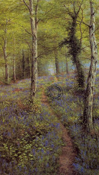 Spring Walk by William Makinson