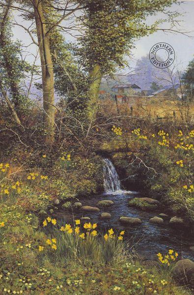 Stepping Stones by William Makinson