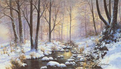 Winter Glow by William Makinson