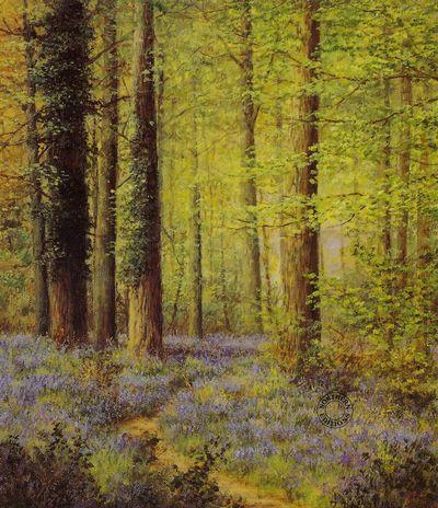 Woodland Way by William Makinson