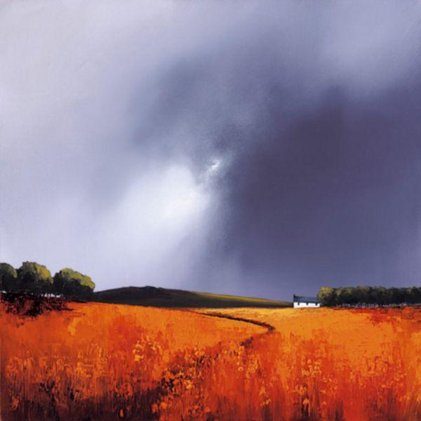 The Gathering Storm by Barry Hilton