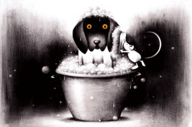 Soap And Glory - Board Only by Doug Hyde