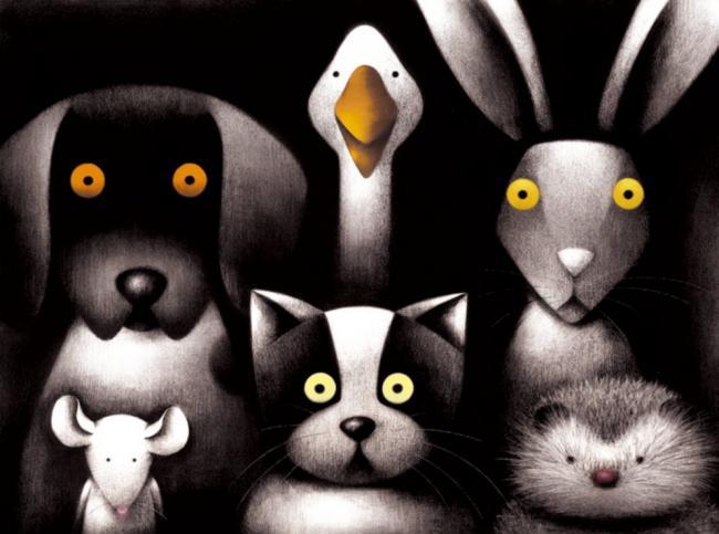 Power Cut by Doug Hyde