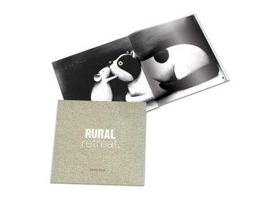 Rural Retreat - Open Edition Book  by Doug Hyde