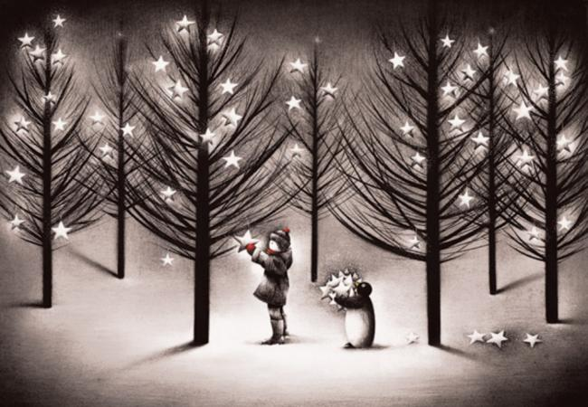 Turning On The Lights by Doug Hyde